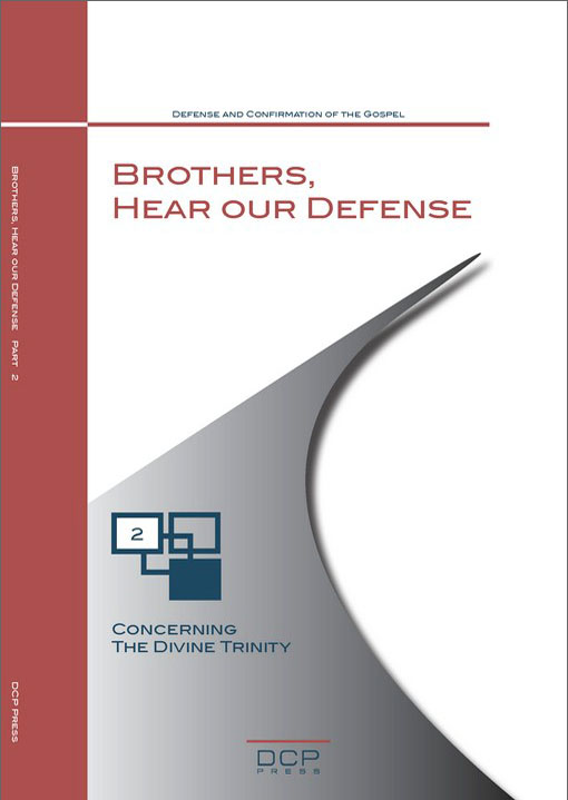 Brothers, Hear Our Defense (2)